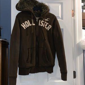 Hollister jacket hoodie